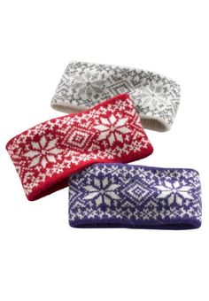 Headband In Softest Knit Wool