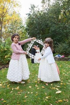 Cool shot Girls Dresses, Flower Girl Dresses, Fun Shots, Our Wedding, Wedding Dresses, Flowers, Fashion, Bridal Dresses, Moda