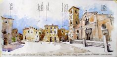 Architecture Fellowship in Italy, Installment 2