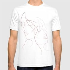 Unisex T-Shirt Authîel Minimalist by We~Ivy Presents For Friends, Graphic Shirts, Hoodies, Sweatshirts, Chiffon Tops, Ivy, Classic T Shirts, Minimalist, Pullover