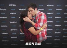 Meet & Greet con ATL en el #AeroFestMX 2016   #Aeropostale #Aeropostalemx #AeroFallMx #ATL #Aero