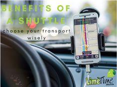 Benefits of a Shuttle Service #Limetimeshuttle #shuttle #transport
