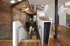CREATIVE OFFICES! Paper Stone Scissors office by Russell & George, Melbourne office 2