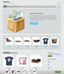 ShopDock is the perfect premium WordPress ecommerce theme for selling general products such as apparels, games, digital goods, etc. This theme is designed to