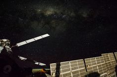 Starry Sky from the Space Station | NASA