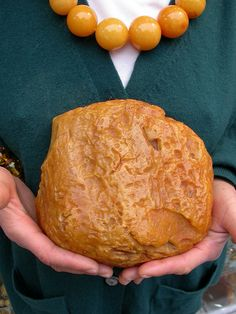 1480 gram amber stone by www.rawamber.com, via Flickr