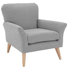 Buy John Lewis Carrie Armchair, Odney White Online at johnlewis.com Spare bedroom?