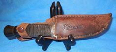 Vintage & Rare Kamper Olcut Olean Cut Co. Oleans, NY Knife  | eBay