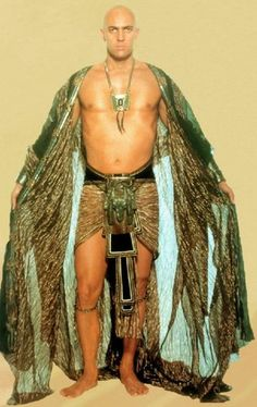 South African actor Arnold Vosloo- The Mummy Pirate Halloween Costumes, Couple Halloween Costumes For Adults, Costumes For Women, Woman Costumes, Funny Costumes, Movie Costumes, Couple Costumes, Adult Costumes, Greek Goddess Costume