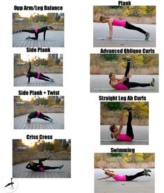 By Jacqueline Brennan, NASM-CPT   Having a strong core is crucial for swimmers. The core is responsible for maintaining stability through your center, but also