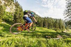 Mountain Bike Holidays Hotels Österreich, Schweiz, Italien