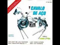 Cavalo de aço Internacional 1973