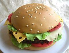 National Burger Month Class