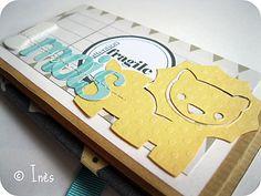 Scrap Inès Mini Album Scrapbooking bébé garçon-copie-13