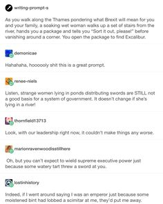 Now go away or I shall taunt you a second time, ya english kaniggets Writing A Book, Writing Tips, Writing Prompts, Monty Python, Story Prompts, Tumblr Posts, Writing Inspiration, Tumblr Funny, Creative Writing