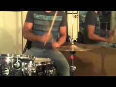 Super Easy High Hat Tricks - Drum Lesson - YouTube