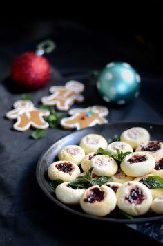 #glutenfree thumbprint #cookies! :) #christmas #food #yummy