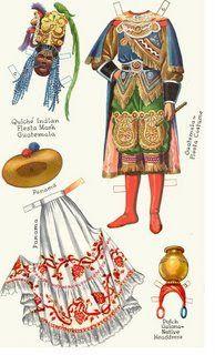 Paper Dolls~Chachacha - garcia palancar - Picasa Webalbums. ..♥..Nims..♥