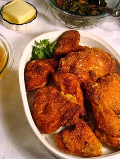 CARB WARS BLOG: BEST OVEN FRIED CHICKEN