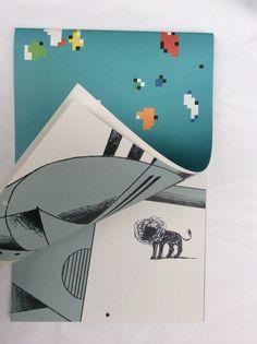Per il sedicesimo anno, il calendario di Guido Scarabottolo per l'Affiche