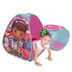 Playhut Doc McStuffins Hide About Play Tent