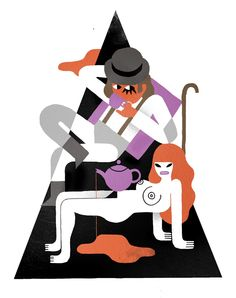 Levi Jacobs - Ilustración