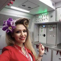 Follow ✈️ @asianflightattendant with @anitamadanchi  at @airAsia  _______________________________________________________ #asianflightattendant #flightattendant #cabincrew  #客室乗務員 #기내 #空姐 #空乘 #inflight #cabincrew #aircrew #crewfie #cabincrewlifeatyle #airasia