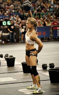 A picture of Christmas Abbott. This site is a community effort to recognize the hard work of female athletes, fitness models, and bodybuilders. Crossfit Women, Crossfit Athletes, Crossfit Inspiration, Fitness Inspiration, Christmas Abbott, Crossfit Motivation, Muscle Girls, Fit Chicks, Workout