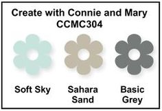 CCMC304 - Color Challenge - Create with Connie and Mary