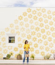 Austin Mural Guide : Your Guide to Austin's Most Colorful Walls - Carrie Colbert Santa Lucia, Austin Murals, Instagram Wall, Carrie, Murals Street Art, Mural Wall Art, Environmental Graphics, Austin Tx, Outdoor Walls
