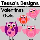 4 cute Valentine's Day themed owls that are perfect for product creation.    All files are .png files saved at 300 dpi for the highest quality for ...