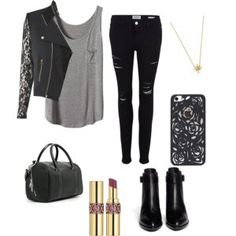 Lazy-Day Outfits for School | Lazy Day Outfit For School | Fashion & Beauty