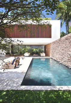 AH House by Guilherme Torres | São Paulo, Brazil