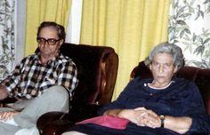 Oom Koos en Tannie Dina Joubert
