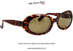 Anglo American Optical The Beat 56mm DCM Beats, Sunglasses, American, Sunnies, Shades, Eyeglasses, Glasses