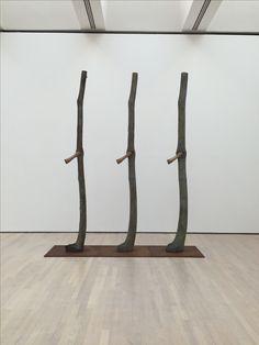 Giuseppe Penone exhibition at MART in Rovereto #museomart #rovereto #trentinoaltoadige #contemporaryart #giuseppepenone #exhibition #sculpture #wood #artlovers #musems #art