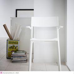 Ikea designstoelen JANINGE #interieur #ikea #wonen #meubels #furniture