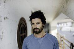 This bearded beauty looks like he would be an intelligent creative beard.