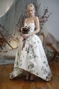 Elizabeth Fillmore Bridal Spring2016 [Photo by John Aquino]