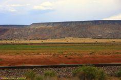 La vallee du Rio Puerco et les Black Mesa - Nouveau Mexique - USA