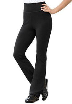 Womens bootcut leggings