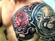 Black Hive tattoo