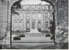 Le Château Blanc Olivier Sinic 1960