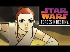 Star Wars Forces of Destiny First Look | Disney - YouTube