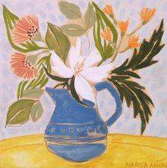 April Florals #1