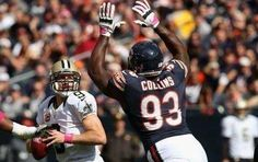 """Smart BOYS get this biz too. Check out the latest addition to our R+F team: Chicago Bears Defensive tackle, Nate Collins! This tough athlete LOVES R+F Clinically Proven products, and Award Winning business model, so he's tackling direct sales on top of a successful NFL career! His post about R+F: """"Once you try it, you will believe in it!""""  With a 60-Day money-back guarantee - are ready to give it a try? Let's talk! Save 10-25% and get FREE Shipping! Message me to find out how…"""