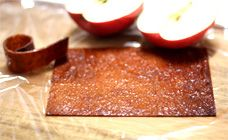 Homemade fruit leathers are a great alternative to store bought snacks that have a lot of chemicals added. You can choose whatever fruits are in season.  Find more on Kidspot New Zealand.