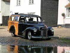 1954 Austin Woody
