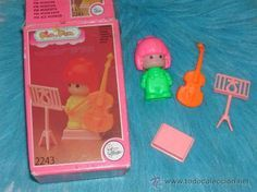 Image result for Pin Y Pon Lyra 80s