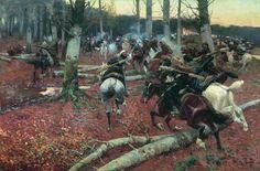 Franz Roubaud- Caucasian War